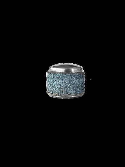 Small Drum Burr Split Blue Diamond