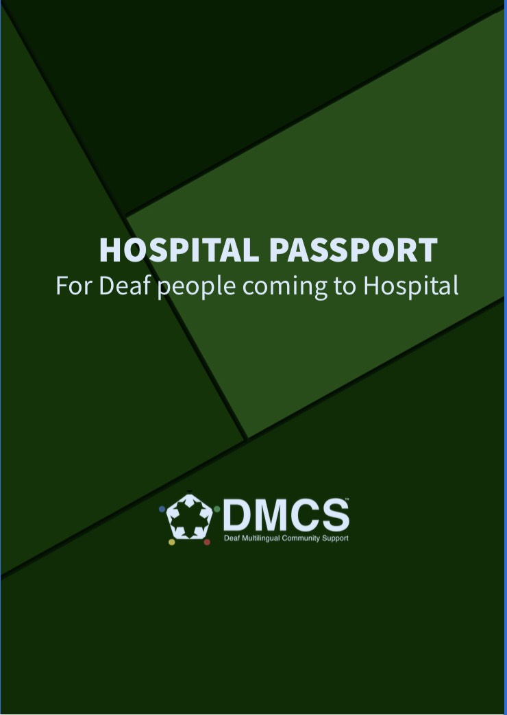 Hospital Passport by DMCS
