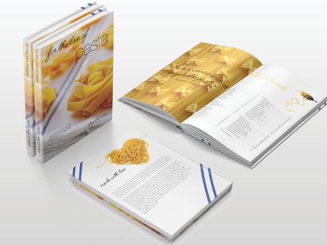 For the Love of Pasta Cookbook