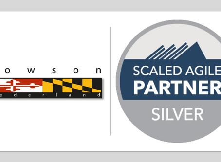 Scaled Agile Silver Partner