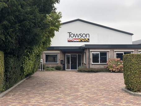 Towson gaat verhuizen