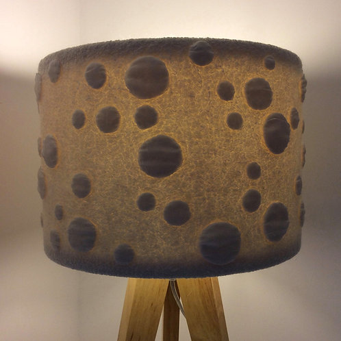 'Scattered Discs' Lampshade