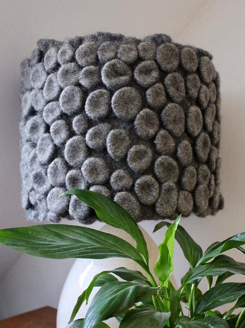 Pebble Lampshade - Icelandic Wool