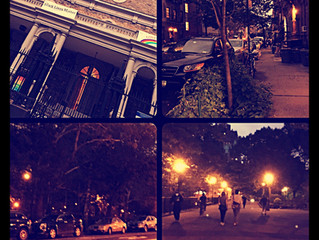 The East Village Poetry Walk