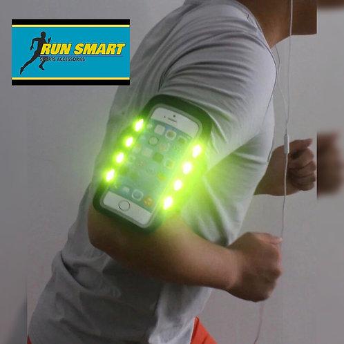 Reflective LED Armband