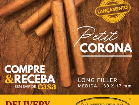 Lançamento Charuto Mattafina Supremo - Petit Corona