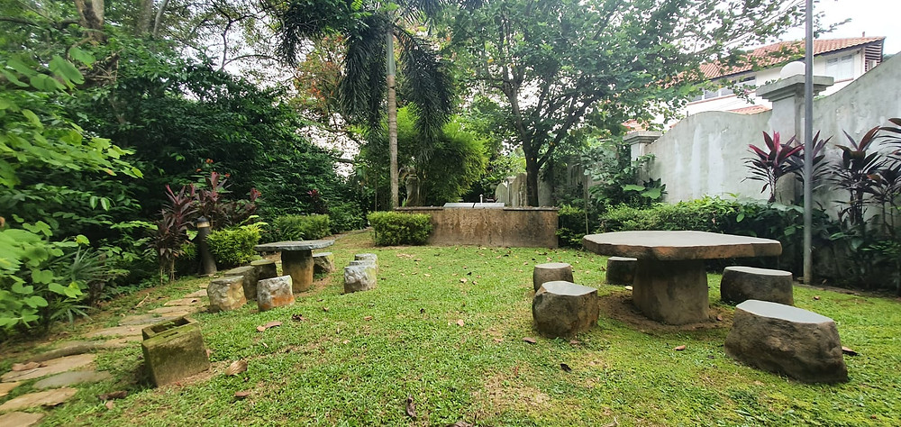 Garden 1 Greenbank Park