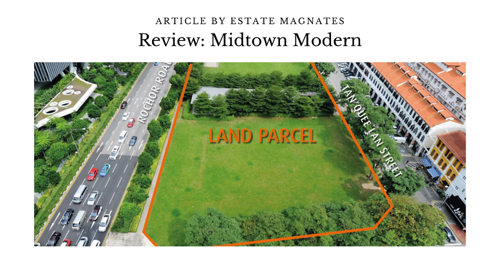 Review Midtown Modern