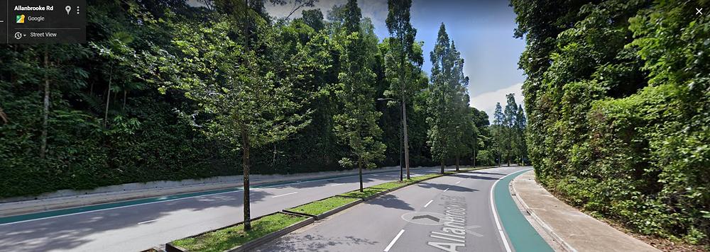 Allanbrooke Road Street View