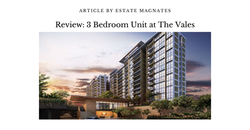 Review_ 3 Bedroom Unit at The Vales FB