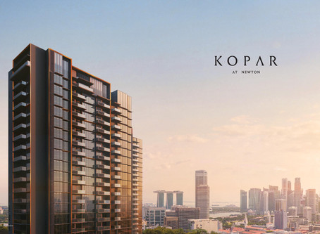 Review: Kopar at Newton, Best Priced District 9 Property