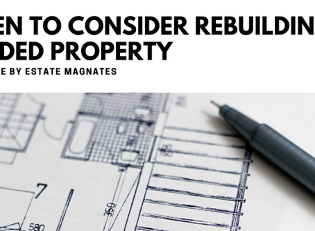 When to Consider Rebuilding a Landed Property
