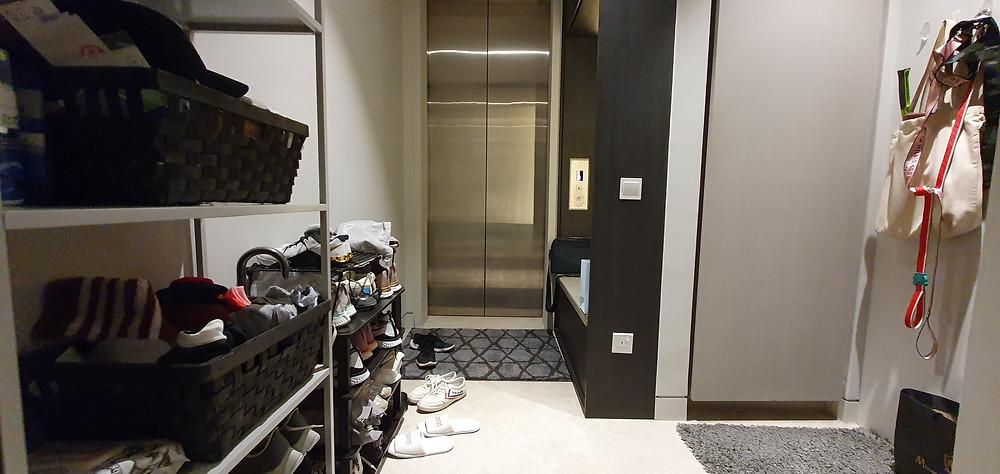 Private Foyer