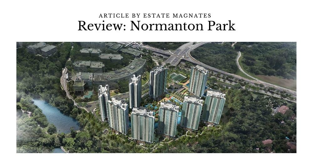 Review Normanton Park FB