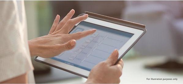 Smart Home setup for Irwell Bank Residences