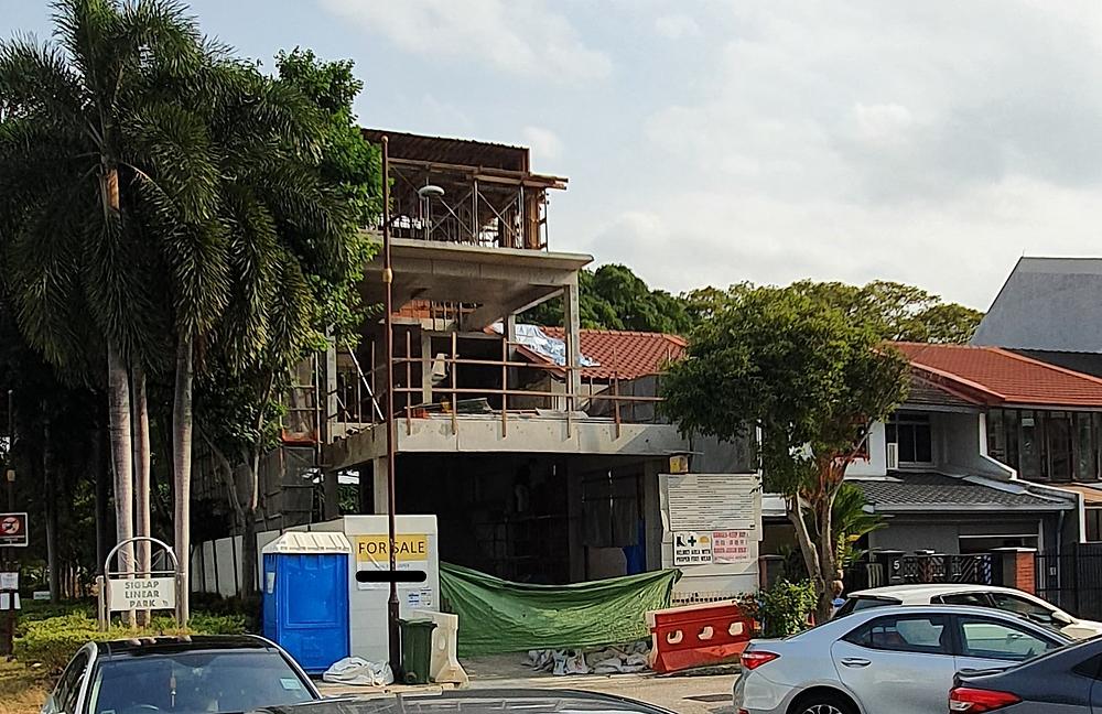 Swan Lake Avenue Rebuild