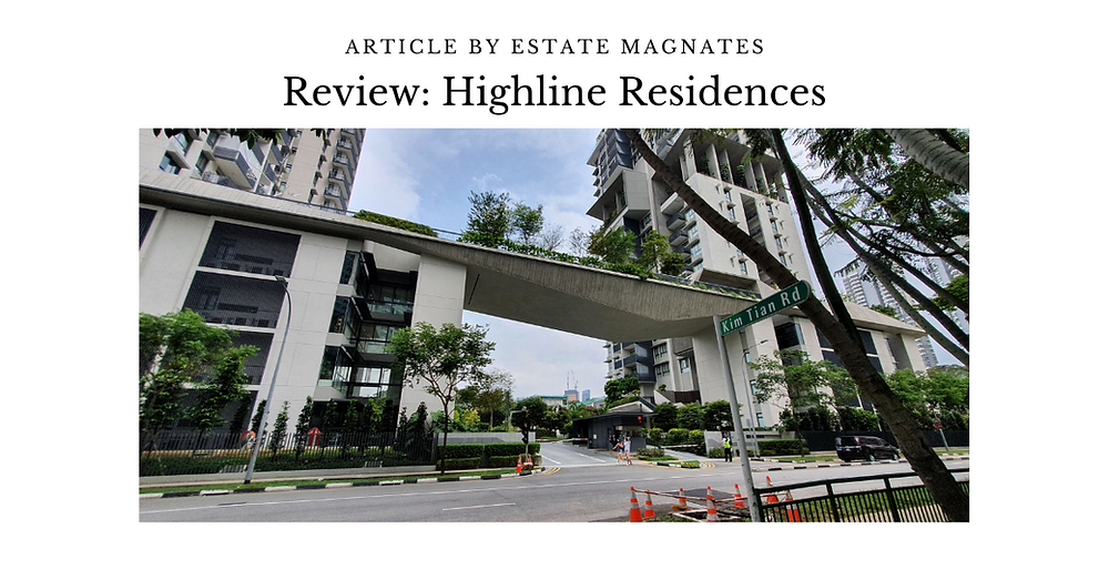 Review: 3 Bedroom Dual-Key at Highline Residences