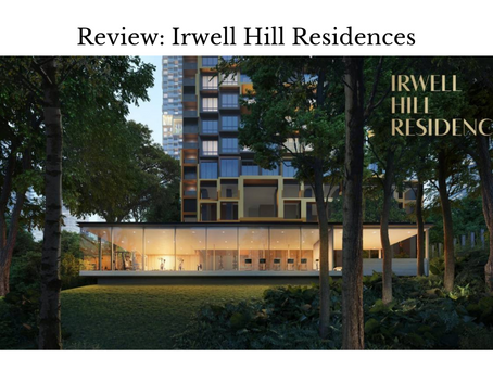 Review: Irwell Hill Residences