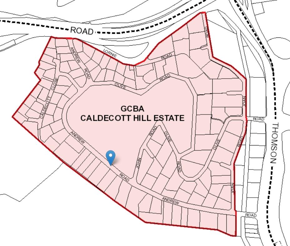 GCBA Caldecott Hill Estate