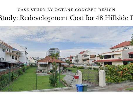 Case Study: Redevelopment Cost for 48 Hillside Drive