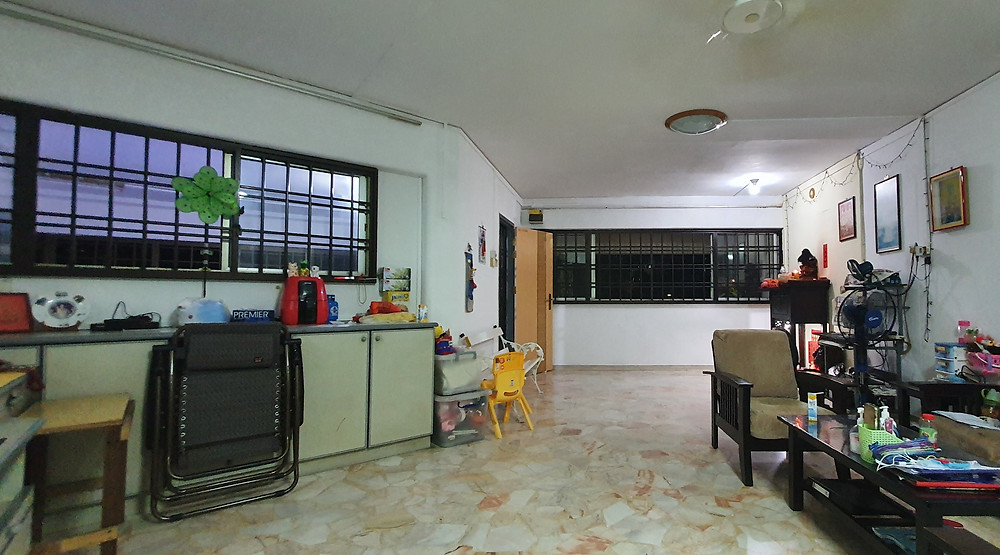 4A-Room Tampines Living Room