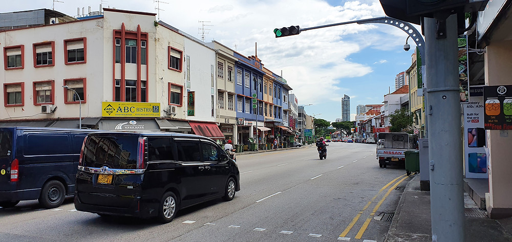 Geylang Retail Shophouses