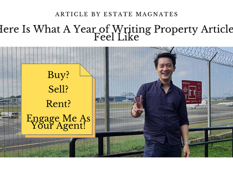 Here Is What A Year of Writing Property Articles Feel Like
