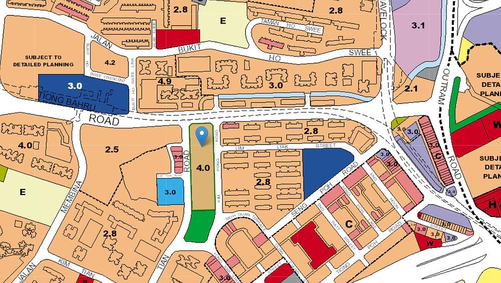 Highline Residences Master Plan