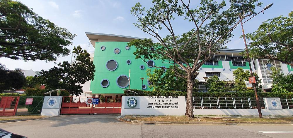 Opera Estate Primary School