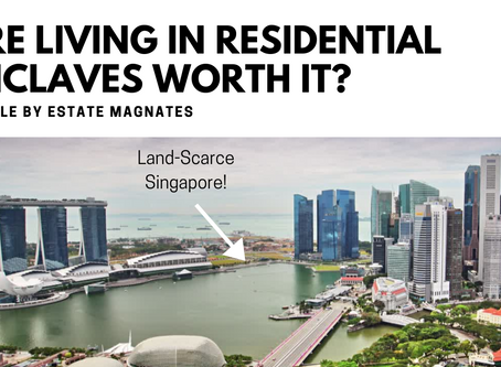 Are Living in Residential Landed Properties Worth It?