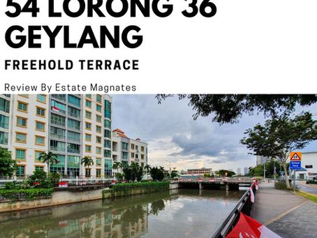 Review: 54 Lorong 36 Geylang