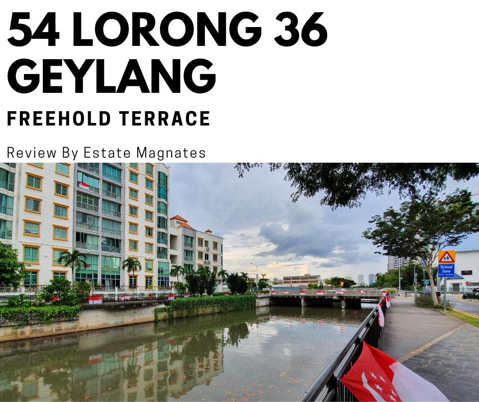 54 Lorong 36 Geylang Review Banner