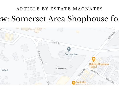Review: Somerset Area Shophouse