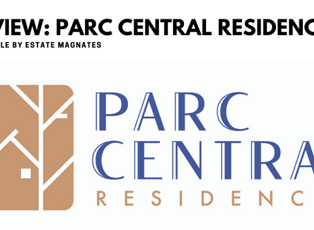 Review: Parc Central Residences, New Tampines Executive Condominium in 2020