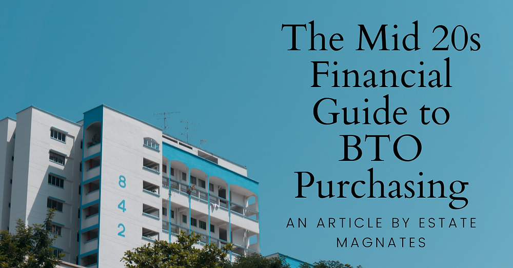 The Mid 20s Financial Guide to BTO Purchasing Cover Art