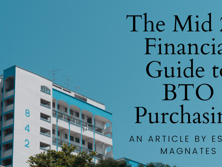 The Mid 20s Financial Guide to BTO Flat Purchasing