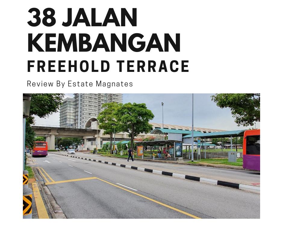 38 Jalan Kembangan Review