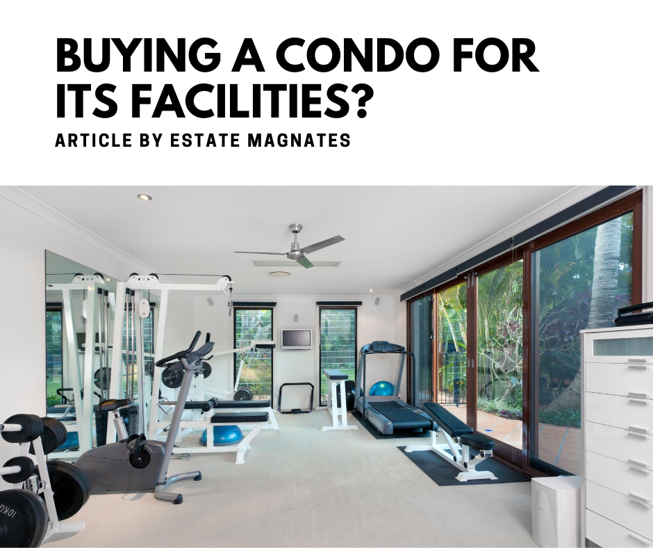 Buying a Condo for Its Facilities