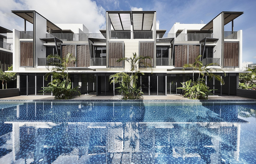 Cluster Housing in Singapore