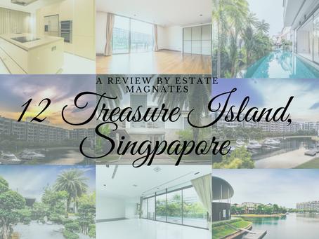 Review: 12 Treasure Island, Singapore