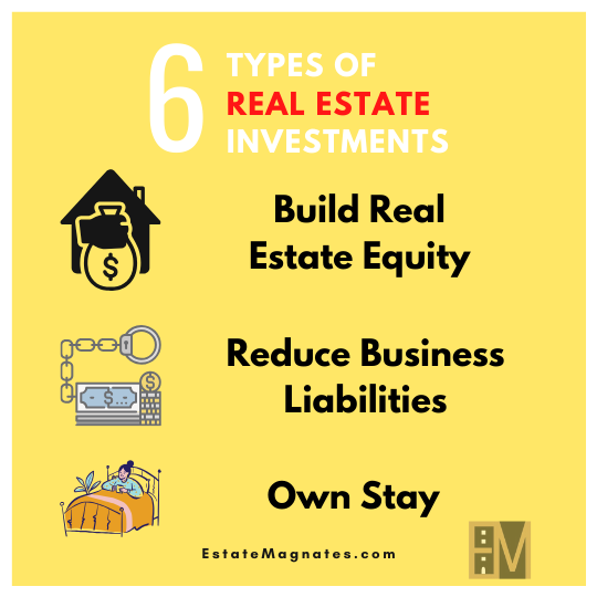 6 Types of Real Estate Investments (Pt. 2)