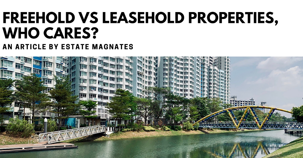 Freehold vs Leasehold Properties, Who Cares Banner