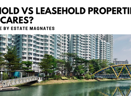 Freehold vs Leasehold Properties, Who Cares?