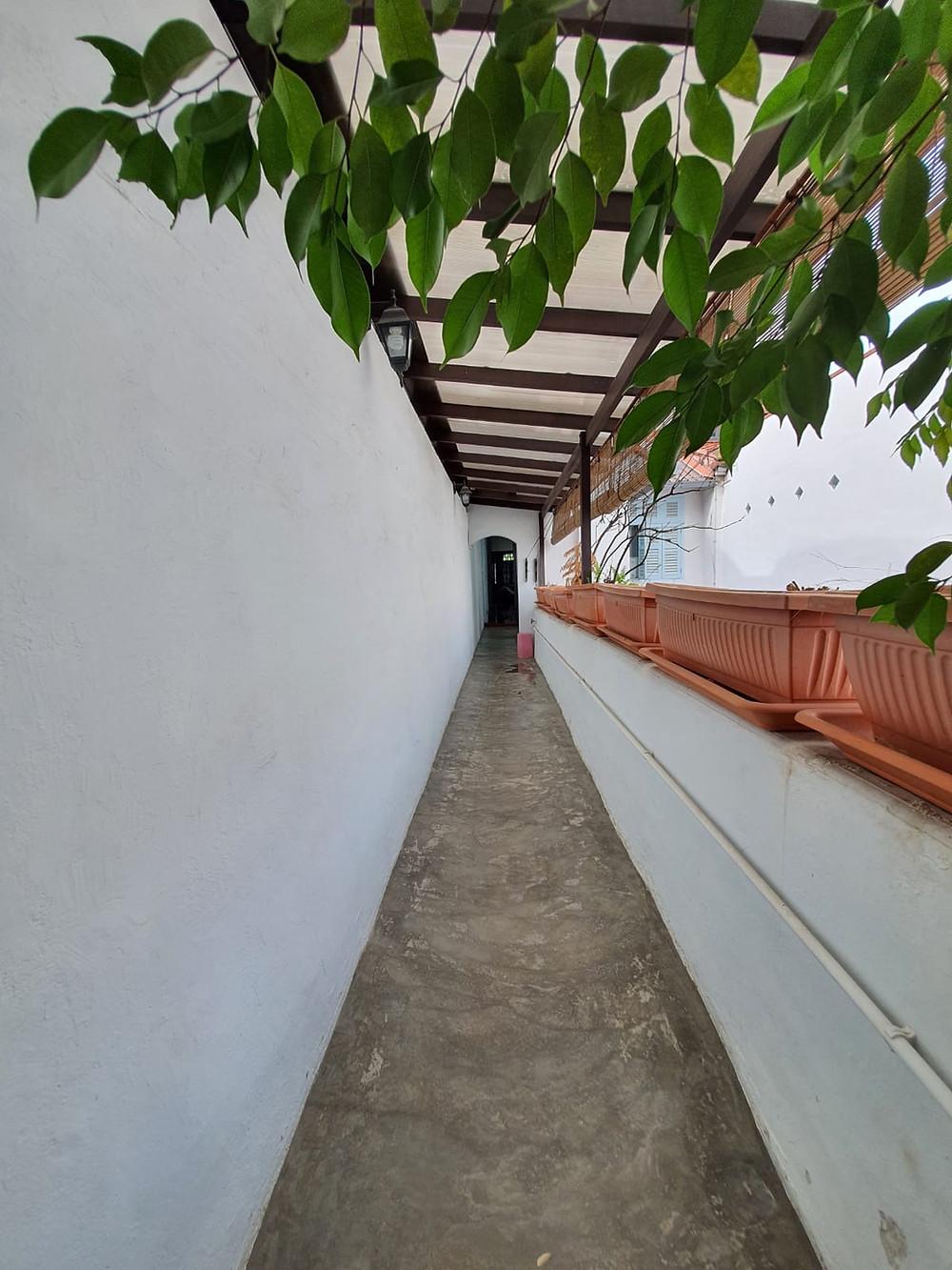 3rd Floor Walkway