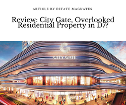 Review City Gate Facebook Post