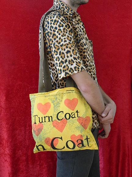 Turn Coat Tote