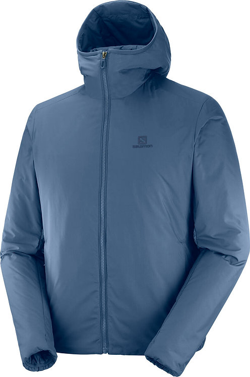 OUTRACK INSULATED HOODIE M