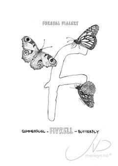 Fyresdal dialekt - Fivrell