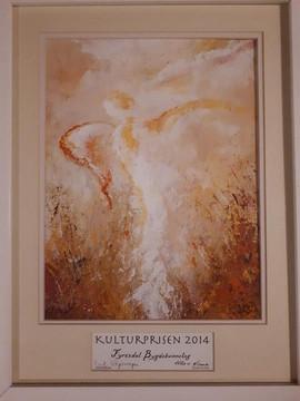 Kulturprisen_2014._Fyresdal_Bygdekvinnel