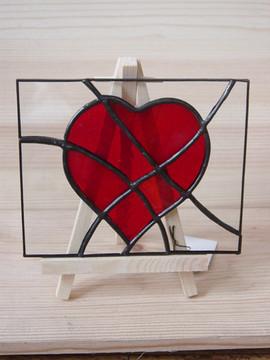 Heart Easel